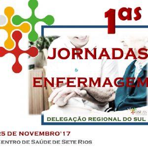1ªs Jornadas de Enfermagem da Delegação Regional do Sul